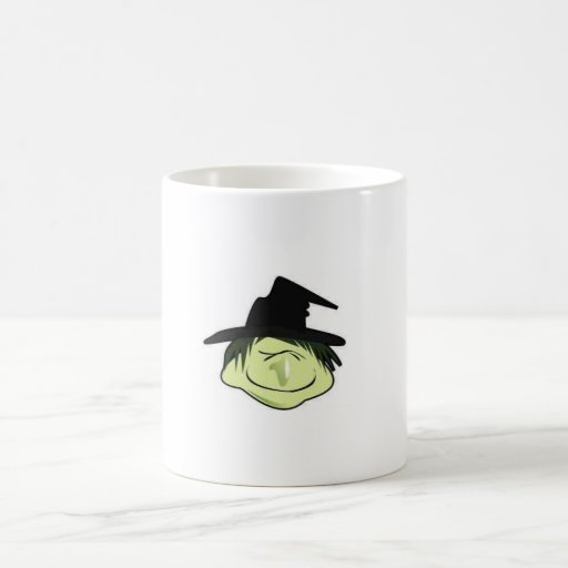 halloween witch mugs