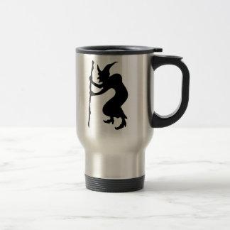 Halloween Witch Mug