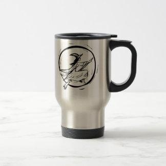 Halloween Witch Coffee Mugs