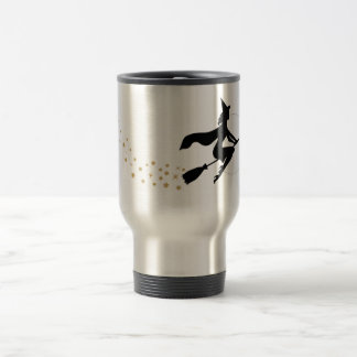 Halloween - Witch Stainless Steel Travel Mug