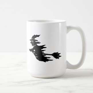 Halloween Witch Coffee Mug