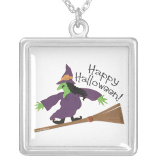 Halloween Witch Necklaces