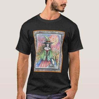 Halloween Witch Siamese Cat Shirt