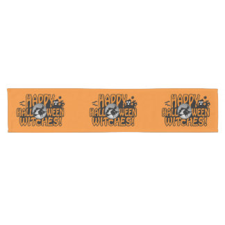 Halloween Witch table runner