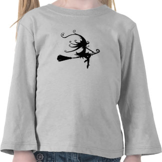 Halloween Witch Toddler Shirt