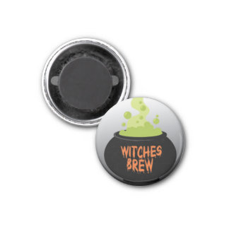 Halloween Witches Brew.jpg Magnet
