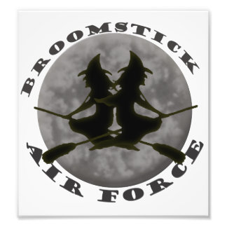 Halloween Witches Photo Print