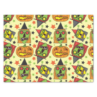 Halloween Witchy Poo Tissue Paper