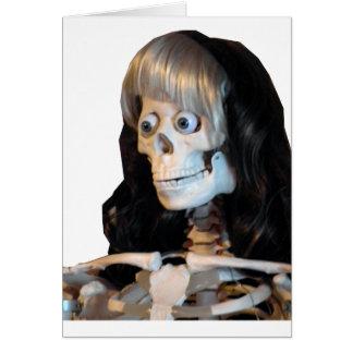 Halloween With Doris T-Shirts, Mugs & Gifts! Greeting Card