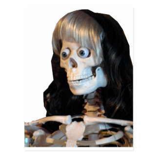 Halloween With Doris T-Shirts, Mugs & Gifts! Postcard