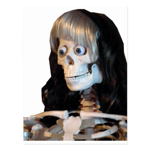 Halloween With Doris T-Shirts, Mugs & Gifts! Postcards