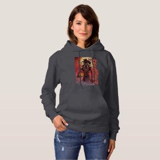 Halloween Women's Basic Hooded Sweatshirt