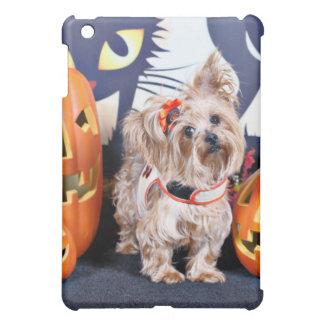 Halloween - Yorkie - Roxy Cover For The iPad Mini