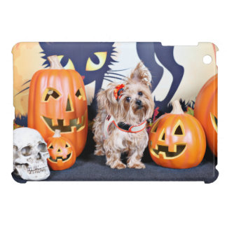 Halloween - Yorkie - Roxy iPad Mini Cover