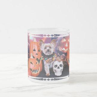 Halloween - Yorkie - Vinnie Mug