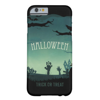 Halloween zombie land barely there iPhone 6 case