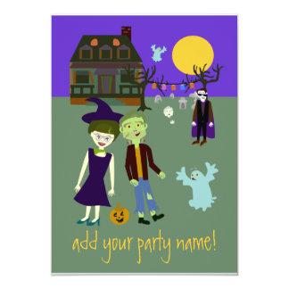 Halloweenies Invite 2