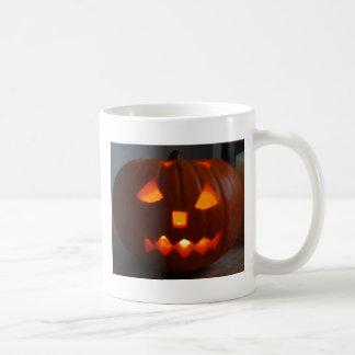 Halloweeny man coffee mugs