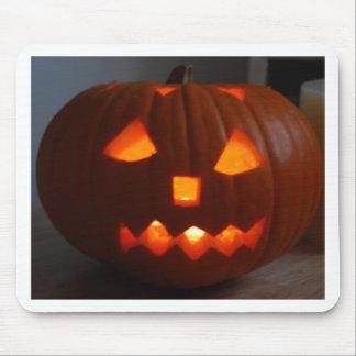 Halloweeny man mousepad