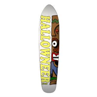 Hallowneer Tiki Ride Skate Boards
