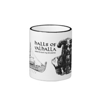 Halls Of Valhalla Mug