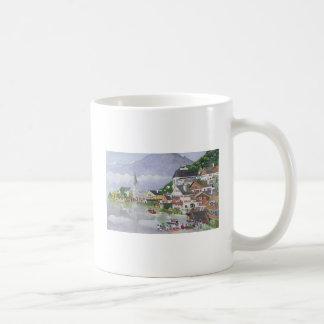 Hallstadt Austria 1995 Coffee Mug
