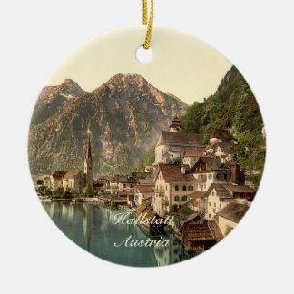 Hallstatt, Austria Christmas Ornament