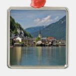 Hallstatt, Austria Christmas Tree Ornament