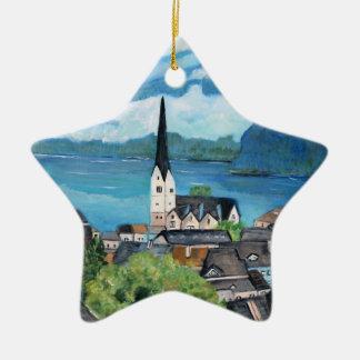 Hallstatt, Austria Ornament