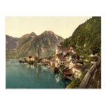 Hallstatt Austria Postcards