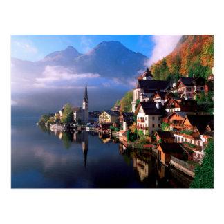 Hallstatt Postcard