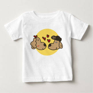 Halo in Love Baby T-Shirt