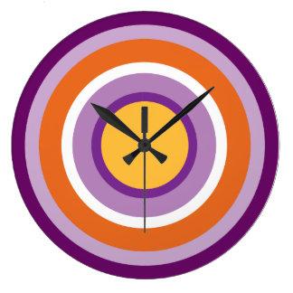 Halo No. 11 Clock