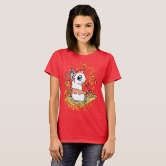 Ham and Piggy autumn T-Shirt