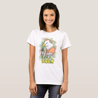 Ham and Piggy facepalm T-Shirt