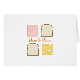 Ham & Cheese Card