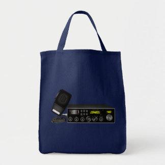 Ham Radio Grocery Tote Bag
