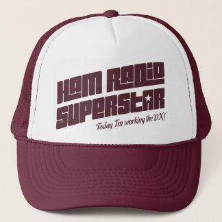 Ham Radio Superstar Trucker Hat