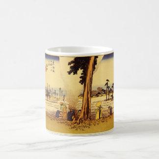 Hamamatsu', Ando Hiroshige_The Orient Basic White Mug