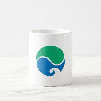 Hamamatsu city flag Shizuoka prefecture japan symb Coffee Mug
