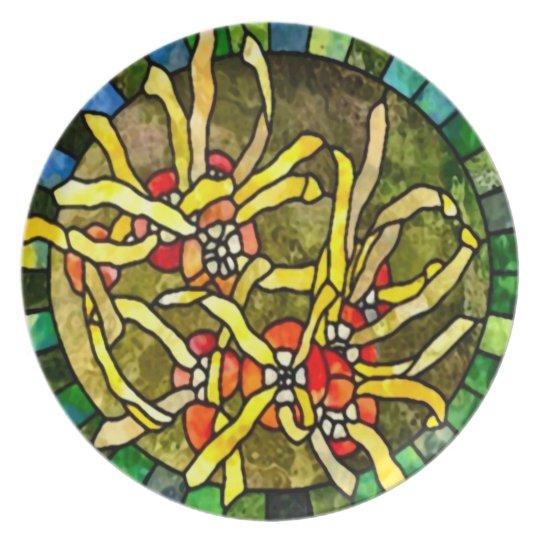 Hamamelis Mosaic Nouvea Plate