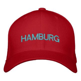Hamburg Cap Embroidered Hat