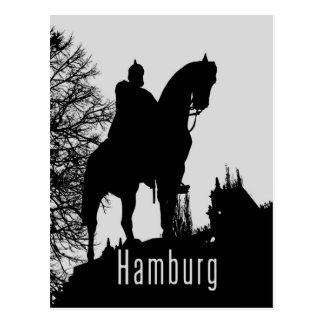 Hamburg, Germany Postcard