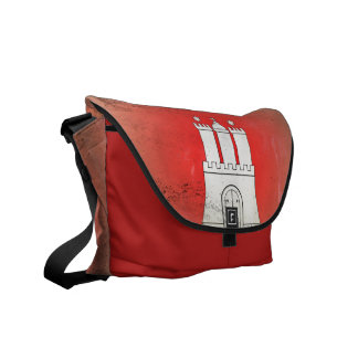 Hamburg Messenger Bag