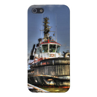 HAMBURG TRACTOR iPhone 5/5S COVER