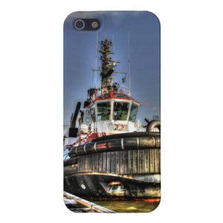 HAMBURG TRACTOR iPhone 5/5S COVER