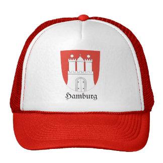 Hamburg Wappen Coat of Arms Cap