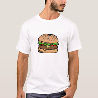 Hamburger 3 T-Shirt