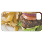 Hamburger and French Fries Barely There iPhone 5 Case