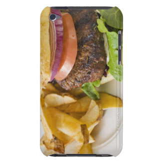 Hamburger and French Fries Barely There iPod Case